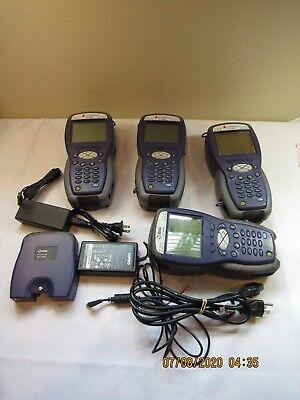 Lot Of 4 Jdsu Acterna Hst-3000c W 5 Sim Modules 2 Power Cords