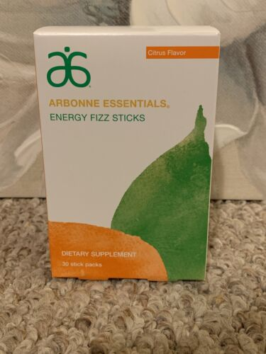 ARBONNE Energy Fizz Sticks - Citrus 30 STICK PACKS