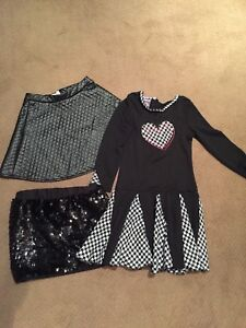 Girl's fall/winter clothing size 7/8
