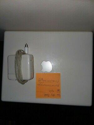 """Apple G3 iBook Computer Laptop 12.1"""" Screen PowerBook 900mhz"""