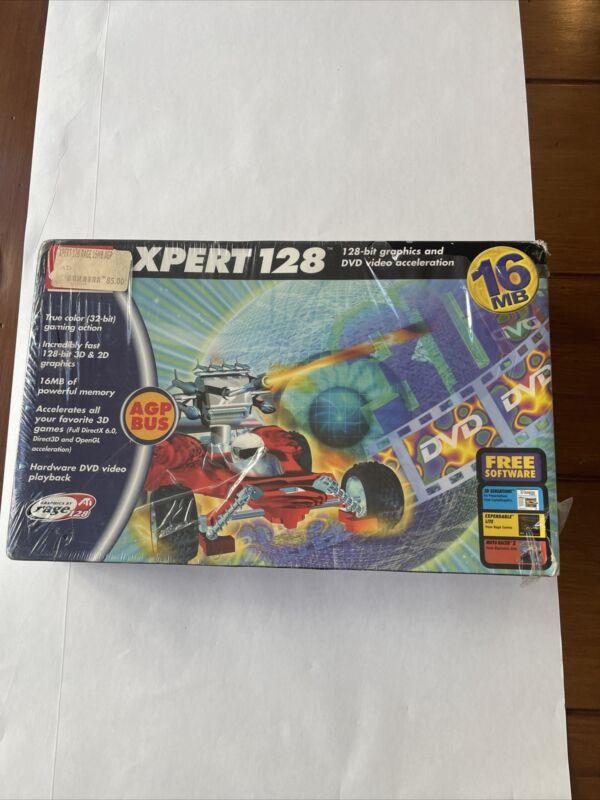 ATI XPERT 128 16MB VGA Graphics Card