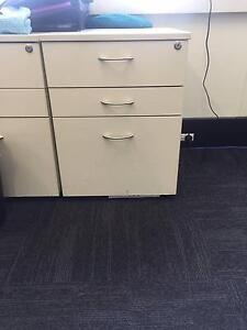 3 drawer cabinet with key- in excellent condition Woolloomooloo Inner Sydney Preview