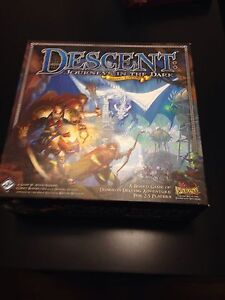 Descent Journeys in the Dark - Second Edition board game