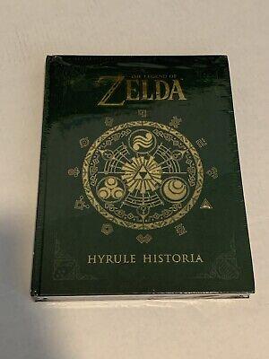 The Legend of Zelda : Hyrule Historia by Shigeru Miyamoto, Eiji Aonuma and Akira