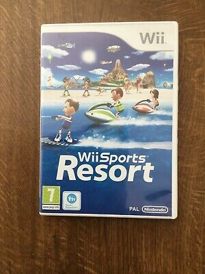 WII SPORTS RESORT for sale  Shipping to Nigeria