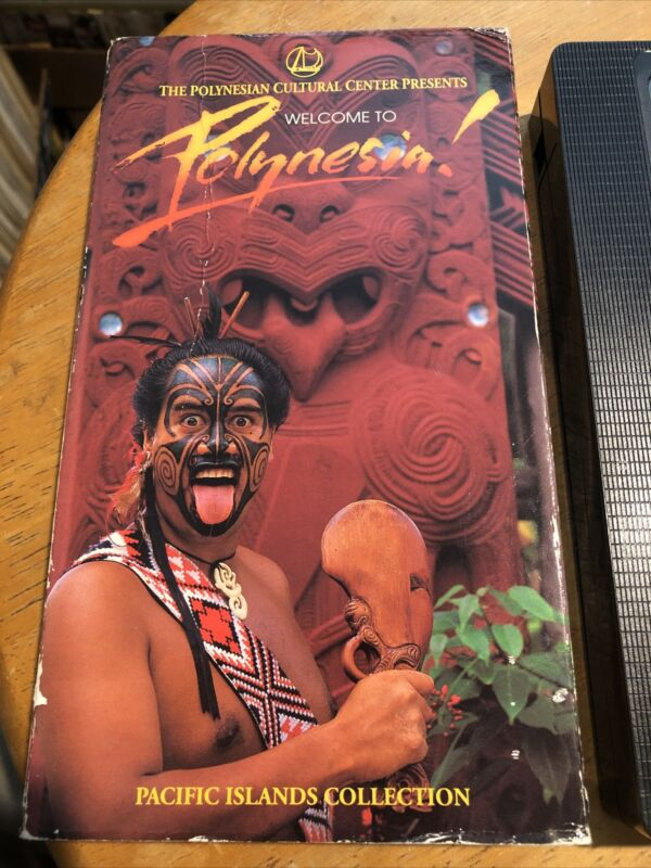 Welcome To Polynesia VHS