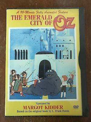 The Emerald City Of Oz  Dvd  2004  Margot Kidder
