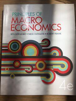 Principles of macroeconomics bernanke textbooks gumtree principle of macroeconomics bernanke fandeluxe Image collections
