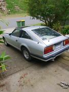 Datsun 280zx 1983 2.2 6 cyl Highland Park Gold Coast City Preview