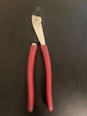 Klein Tools 1005 9 34 In Crimper 10 To 22 Awg