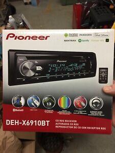 Pioneer DEH-X6910BT