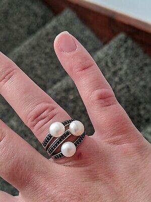 Honora Pearl Ring