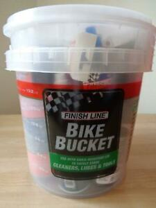 Finish Line Bike bucket, brand new, sealed