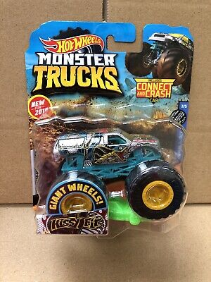 HOT WHEELS DIECAST MONSTER TRUCKS - Hissy Fit - Combined Postage
