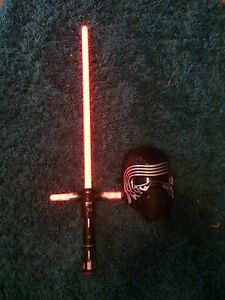 Kylo Ren Lightsaber & Voice Changing Mask