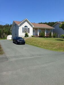 Main Floor Home for Rent - Conception Bay South
