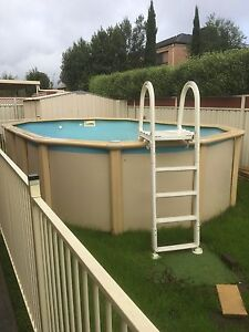 SUNSOKA 2012 Above Ground Oval Pool Including Accessories Cranbourne East Casey Area Preview