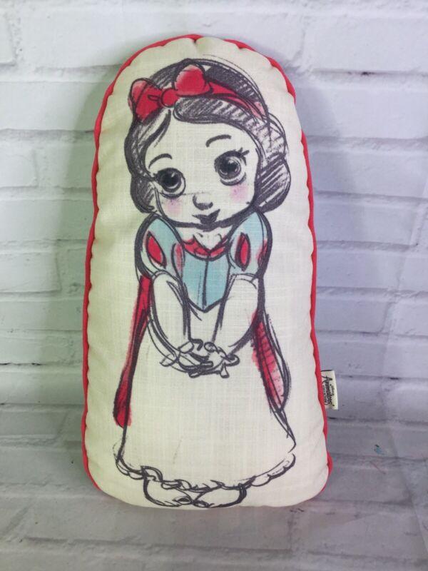 Disney Store Animators Collection Snow White Collection Decorative Throw Pillow