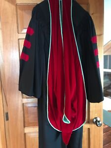 University of Manitoba Doctorate Hood/Stole of High Quality