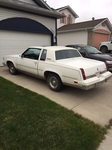 1988 Oldsmobile Cutlass Supreme Brougham