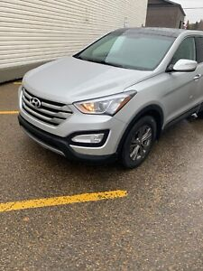 Hyundai Santa Fe 2013 One Owner