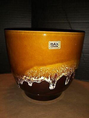 MCM Planter Vase Bay Keramik Germany