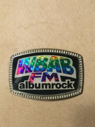 WBAB FM albumrock Belt Bickel, 1975 Rare