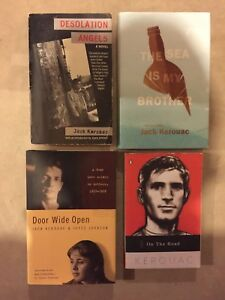 Jack Kerouac books