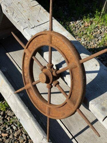 Antique Iron Ship