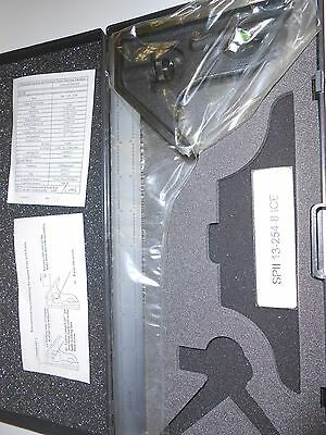 Swiss Precision Instruments 13-254-8 12 Long Blade Square Set - New