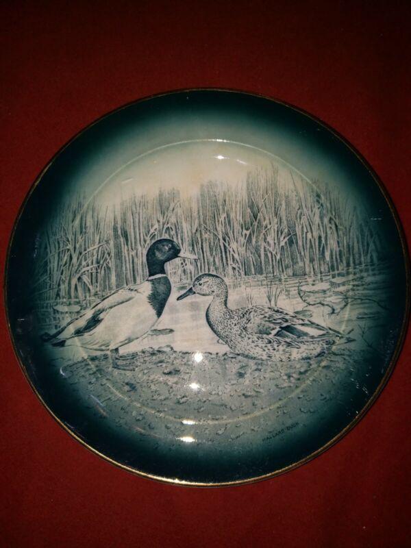 Buffalo pottery 1908 No. 1320 Mallard Duck