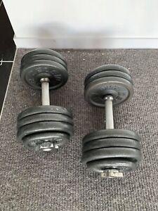 Dumb Bells $50
