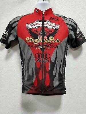 Louis Garneau Sierra Nevada Women s Cycling Jersey Mikuni Audi Size Small 3bc3fc2e3