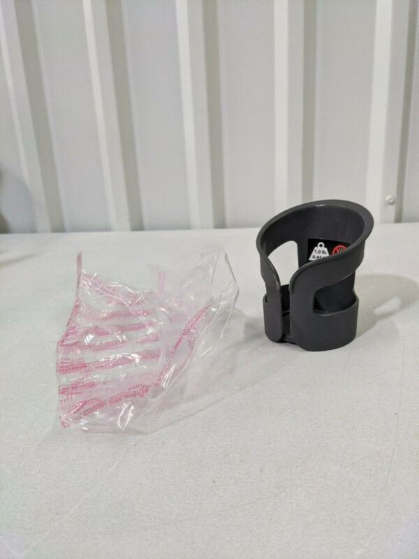 Groove TwinGroove Stroller Cup Holder Gray Grey Cup Insert Toddler - Baby buggy