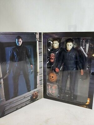 Halloween Action Figure (Halloween Ultimate Michael Myers Neca Action Figure 7