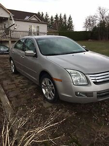 2008 Ford Fusion SEL AWD - SALE OR TRADE
