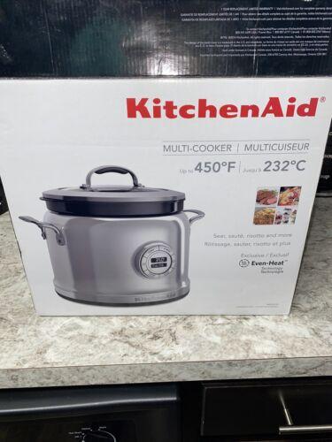 KitchenAid KMC4241SS 4-Quart Multi-Cooker