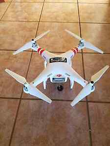 PHANTOM 2 DRONE WITH  FPV KIT Morayfield Caboolture Area Preview
