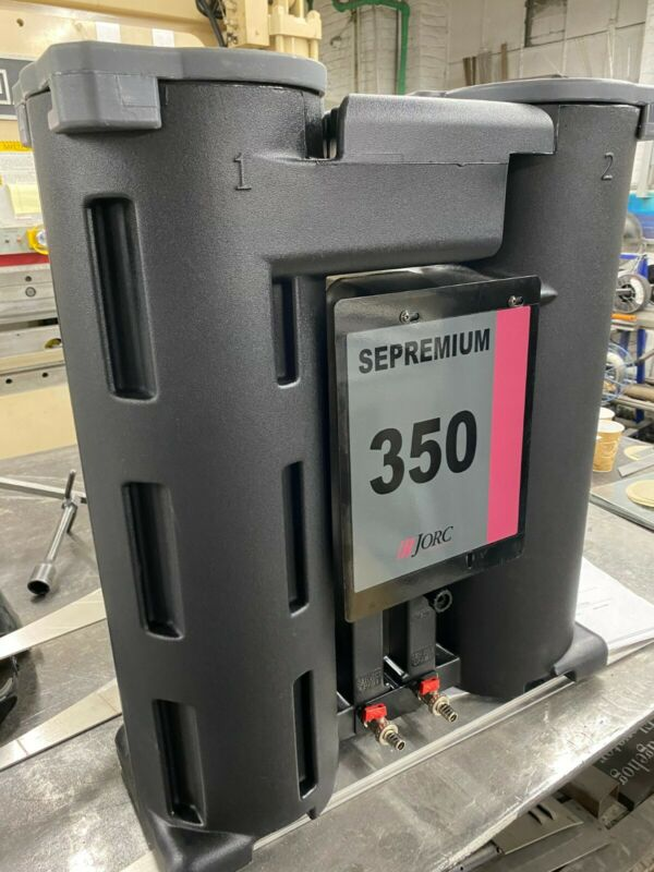 NEW Jorc SEPREMIUM 350 oil water separator