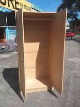 CLEAN 2 DOOR ALL HANGING WARDROBE*BEDROOM CABINET CUPBOARD Cartwright Liverpool Area Preview