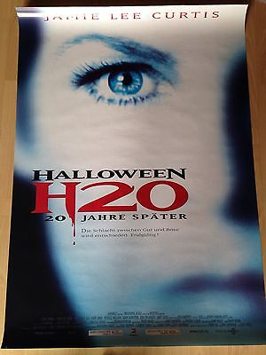 hre Später Kinoplakat Poster A0 84x118cm Jamie L. Curtis (Halloween H20 Poster)