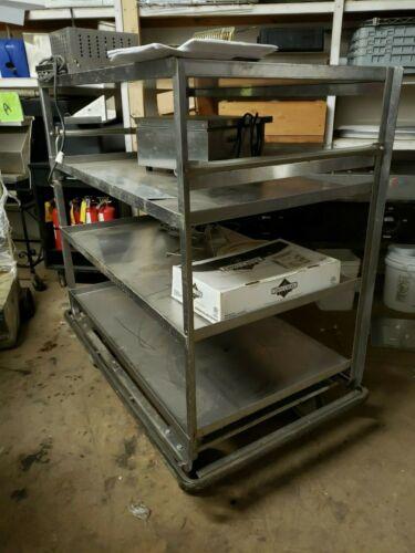 Queen Mary Industrial Banquet Cart
