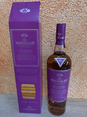 The Macallan Edition No.5 - Single Malt Whisky - 2019 - Limited...
