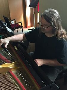 Certified Piano Tuner/Technician