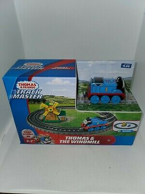 New Thomas & Friends TrackMaster - Thomas & the Windmill Push Along Play Set