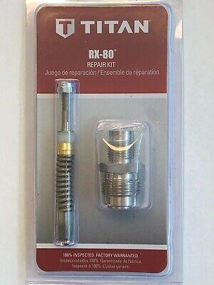 Titan 0538215 538215 Gun Repair Kit For Rx-80 Airless Spray Gun