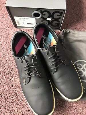 G/FORE Golf Shoes Black Sz12