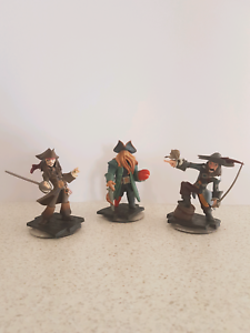 Disney Infinity 1 pirate set Ormeau Gold Coast North Preview