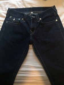 AUTHENTIC Dark Blue True Religion Jeans