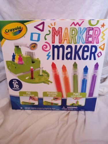 Crayola 25pc Marker Maker Set